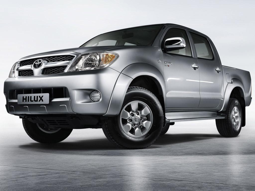 Toyota Hilux 2012 USA