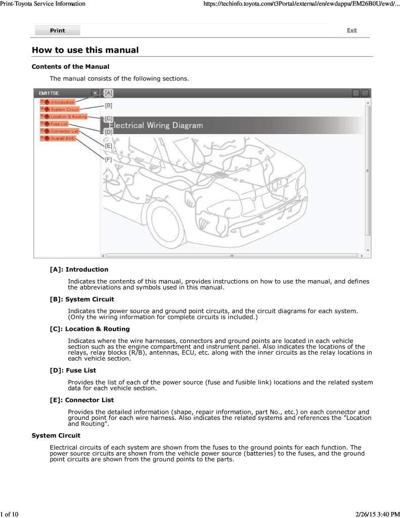 2015 toyota tundra fuse diagram 2015 toyota tundra wiring diagram manual pdf  29 9 mb   toyota tundra wiring diagram manual pdf